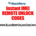 Canada Fido BlackBerry Tour remote IMEI unlock code
